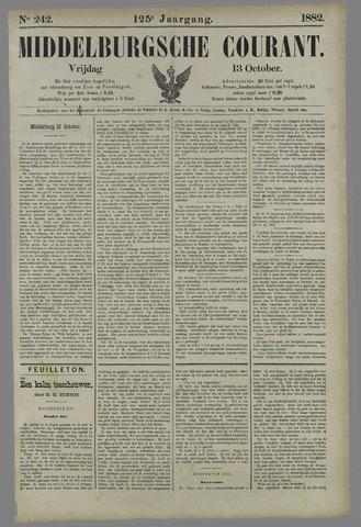 Middelburgsche Courant 1882-10-13