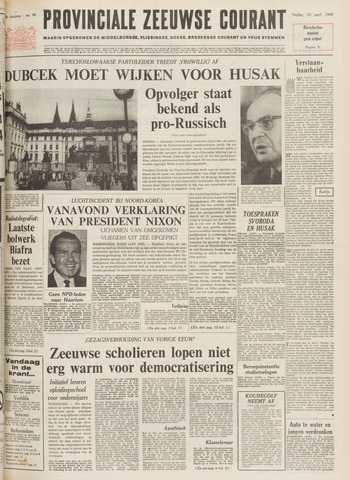 Provinciale Zeeuwse Courant 1969-04-18