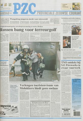 Provinciale Zeeuwse Courant 2000-08-09