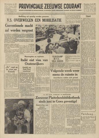 Provinciale Zeeuwse Courant 1961-07-12