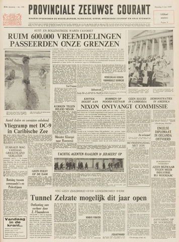 Provinciale Zeeuwse Courant 1970-05-04