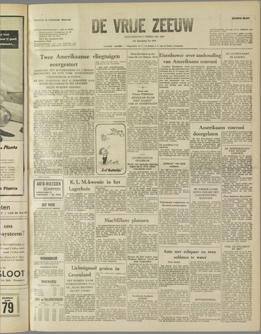 de Vrije Zeeuw 1959-02-05