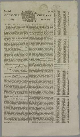 Goessche Courant 1826-07-28