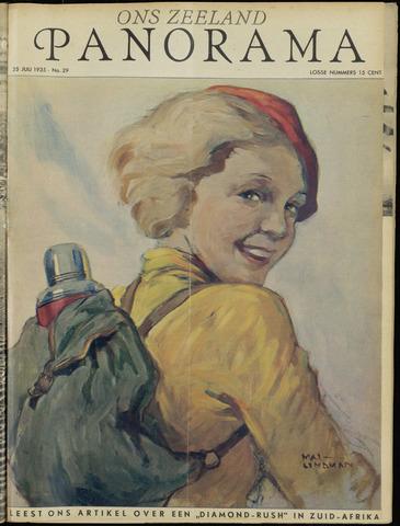 Ons Zeeland / Zeeuwsche editie 1935-07-25