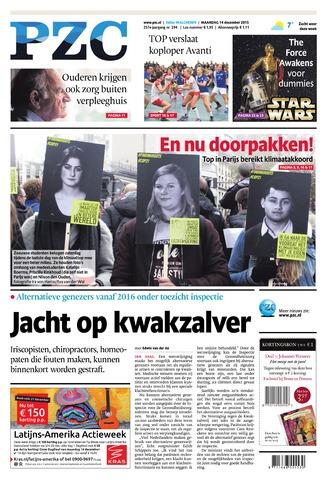 Provinciale Zeeuwse Courant 2015-12-14
