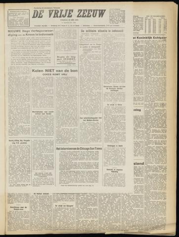 de Vrije Zeeuw 1949-05-20