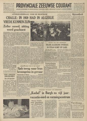 Provinciale Zeeuwse Courant 1961-05-30