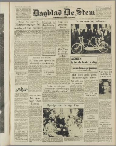 de Stem 1957-07-15