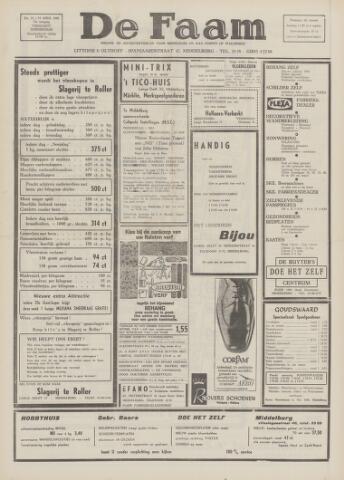 de Faam en de Faam/de Vlissinger 1969-04-24