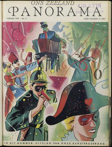 Ons Zeeland / Zeeuwsche editie 1940-02-01