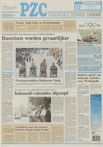 Provinciale Zeeuwse Courant 1996-08-01