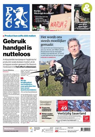 Provinciale Zeeuwse Courant 2016-12-21