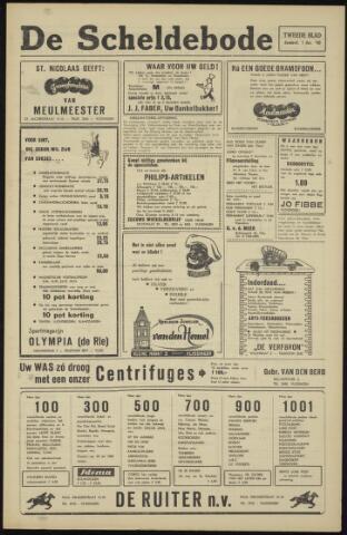 Scheldebode 1960-12-01