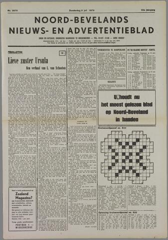 Noord-Bevelands Nieuws- en advertentieblad 1979-07-05