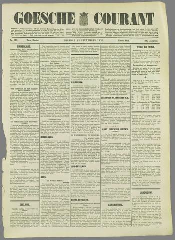 Goessche Courant 1932-09-13