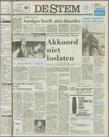 de Stem 1982-04-05