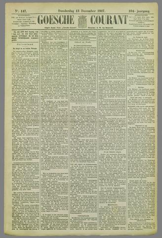 Goessche Courant 1917-12-13