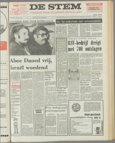 de Stem 1977-01-12