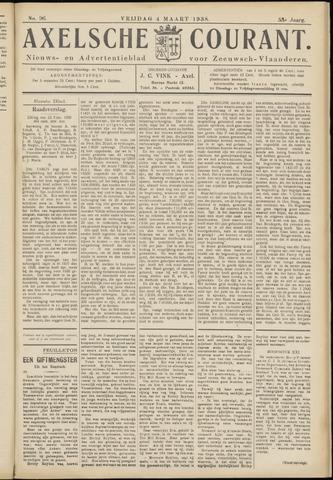 Axelsche Courant 1938-03-04