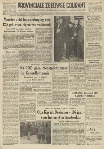 Provinciale Zeeuwse Courant 1957-04-05