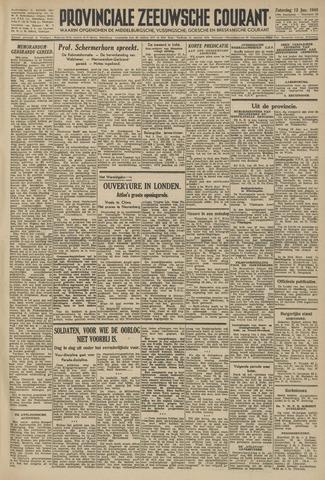 Provinciale Zeeuwse Courant 1946-01-12