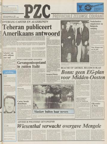 Provinciale Zeeuwse Courant 1980-12-29