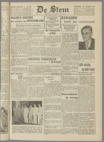 de Stem 1947-01-22
