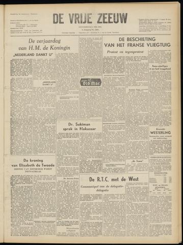 de Vrije Zeeuw 1952-05-01