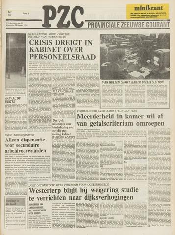 Provinciale Zeeuwse Courant 1976-01-28