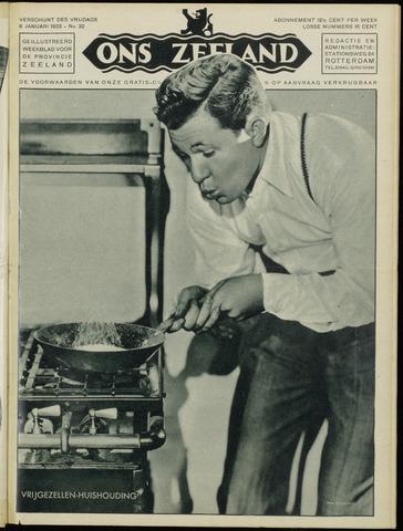 Ons Zeeland / Zeeuwsche editie 1933