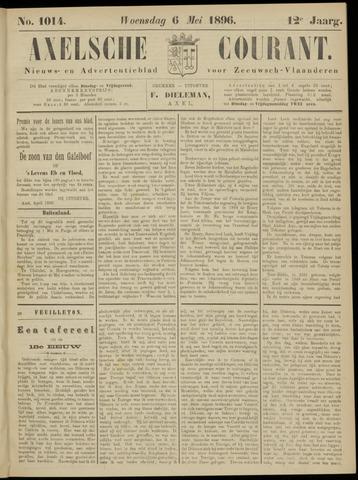 Axelsche Courant 1896-05-06