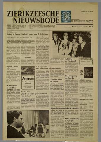 Zierikzeesche Nieuwsbode 1970-07-31
