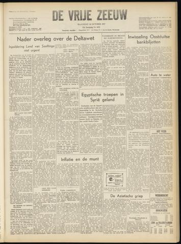 de Vrije Zeeuw 1957-10-14