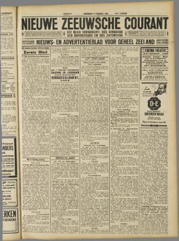 Nieuwe Zeeuwsche Courant 1930-02-08