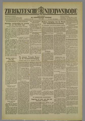 Zierikzeesche Nieuwsbode 1952-07-21