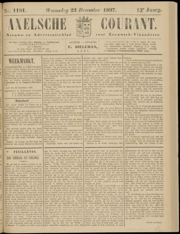 Axelsche Courant 1897-12-22