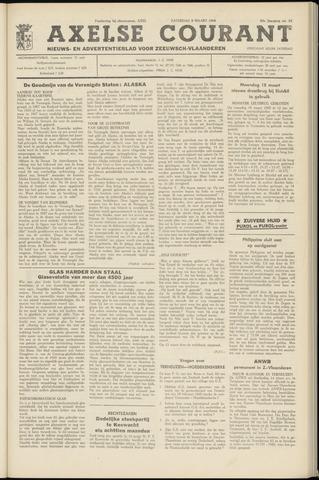 Axelsche Courant 1968-03-09