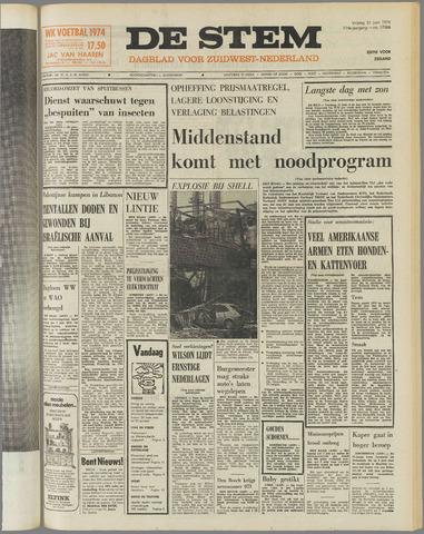 de Stem 1974-06-21
