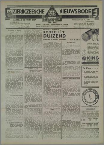 Zierikzeesche Nieuwsbode 1937-03-20