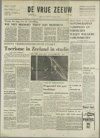 de Vrije Zeeuw 1971-02-25