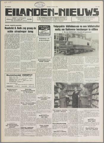 Eilanden-nieuws. Christelijk streekblad op gereformeerde grondslag 1978-10-17