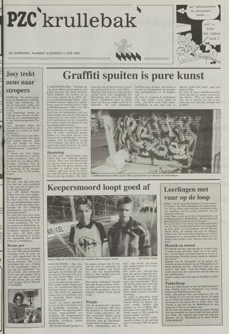 Provinciale Zeeuwse Courant katern Krullenbak (1981-1999) 1996-06-11