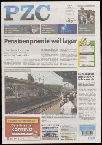 Provinciale Zeeuwse Courant 2013-07-13