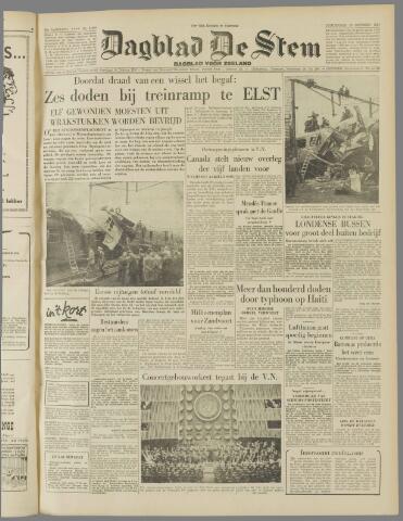 de Stem 1954-10-14