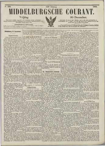 Middelburgsche Courant 1901-12-20