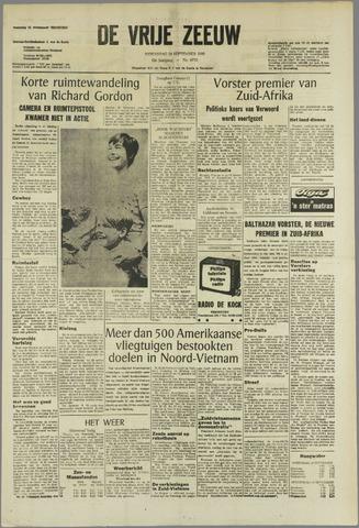 de Vrije Zeeuw 1966-09-14