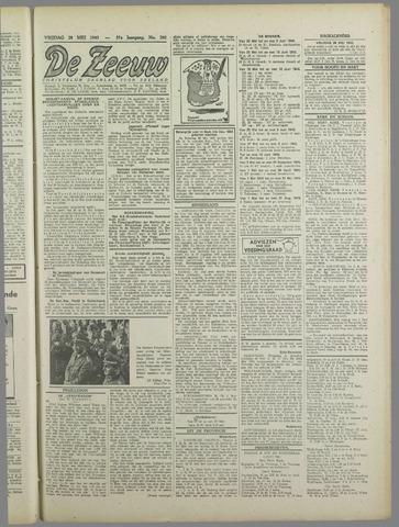 De Zeeuw. Christelijk-historisch nieuwsblad voor Zeeland 1943-05-28