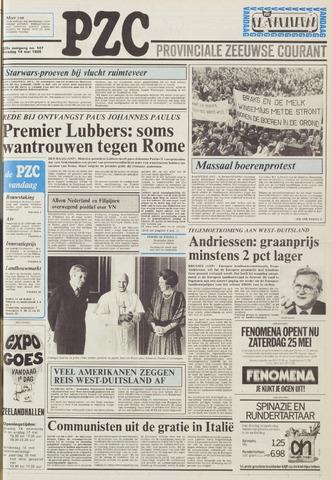 Provinciale Zeeuwse Courant 1985-05-14