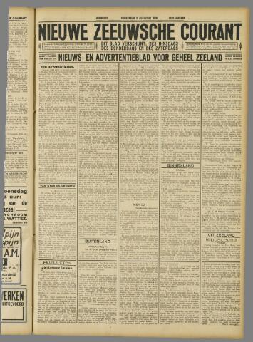 Nieuwe Zeeuwsche Courant 1928-08-02