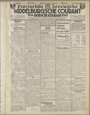 Middelburgsche Courant 1937-04-23